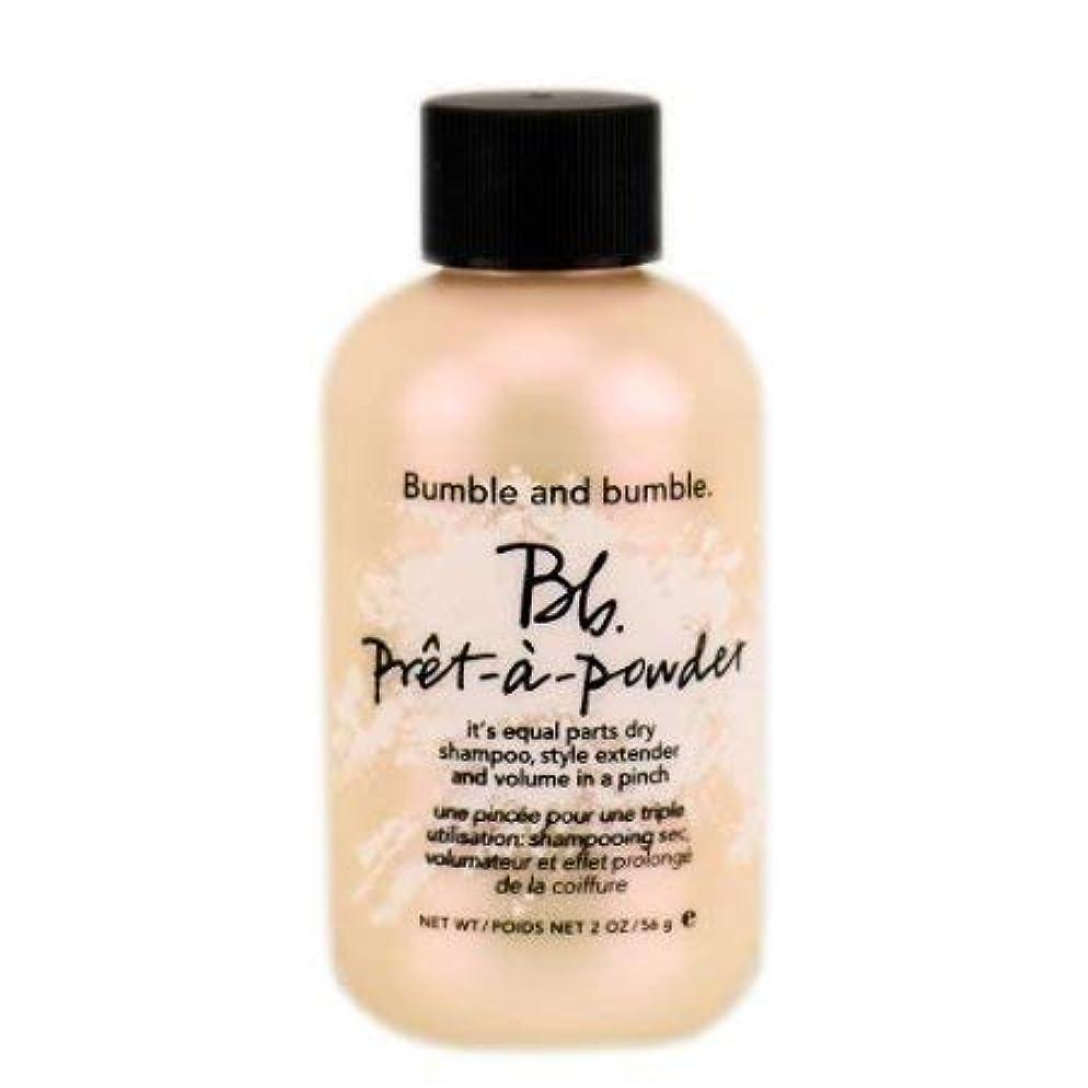 Bumble and Bumble Pret-a-powder Dry Shampoo Powder 2 oz