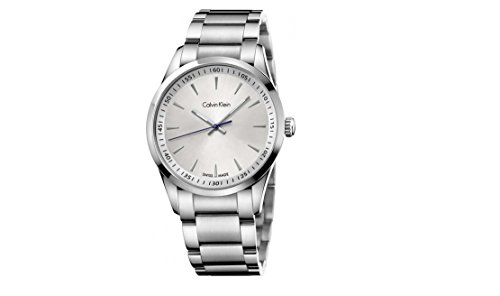 Calvin Klein CK Bold Reloj de los Hombres K5A31146