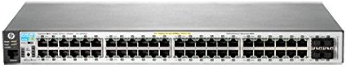 HP 2530 J9772A  ProCurve 48 Port Gigabit Switch