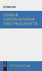 Cover Pindar Siegesgesänge und Fragmente