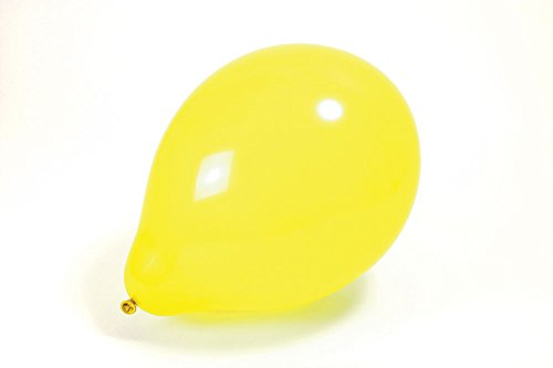 No 10 Balloons. Yellow