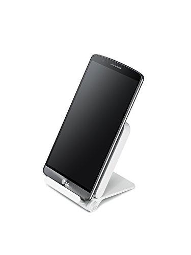 LG WCD-100 Induktive Ladestation mit Travel Adapter für G3 weiß