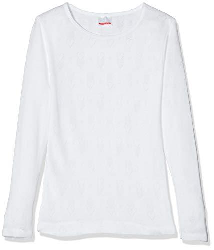 Damart Meisjes T-shirt Manches Courtes Thermo-ondergoed - bovenstukken