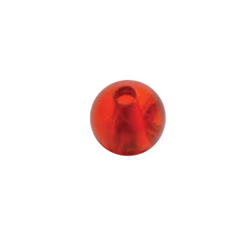 Lindy Beads - Red - 5 mm - 100 pk.
