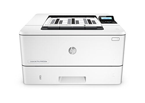 HP LaserJet Pro M402dw Wireless Laser Printer with Double-Sided Printing, Amazon Dash...