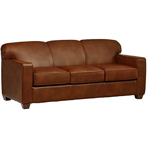 Amazon Brand – Stone & Beam Fischer Queen-Sized Sleeper Sofa, 79