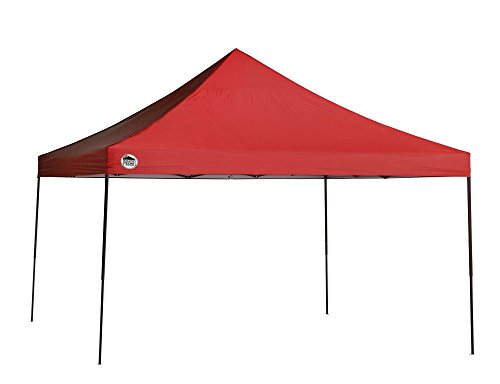 Quik Shade 12 x 12 ft. Straight Leg Canopy, Red