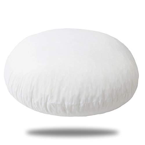 Milliard - Memory Foam - Round Floor Pillow Insert, 32 inch Pillow Sham Cushion