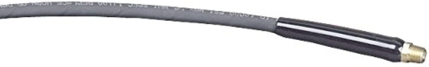 SPX Power Team 9757 Rubber Wire-Braid Hose, 1/4
