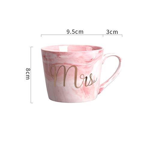 Mugs Tasses Tasse À Café en Porcelaine Empilable Tasses À Café Blanches De 400 ML Tasses À Thé Verres À Café Drinkware Cuisine Dining, D