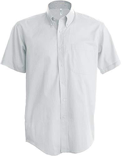 Kariban - Chemise manches courtes col boutonné