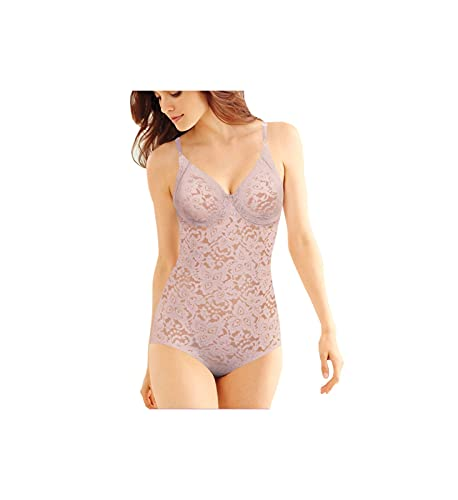 Bali Women's Shapewear Lace 'N Smooth Body Briefer - 34B -...
