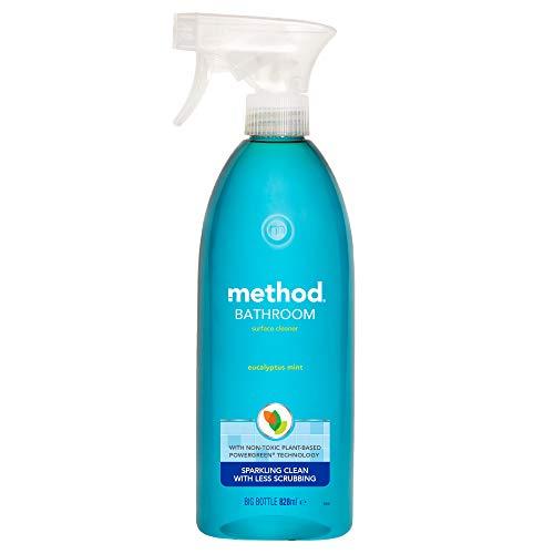 Method Bathroom Cleaner Spray 828 ml (Pack of 8)