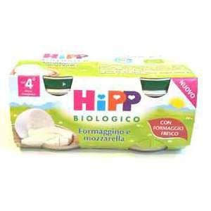 Hipp Formaggino Bio Mozzarella 2x80