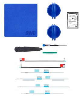 """DIY Bundle OWC 1.0TB SSHD Upgrade Kit for All 2012 and Later 21.5"""" iMac Models Model OWCYIMAC212Y1.0"""