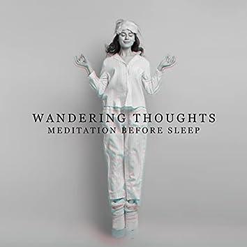Wandering Thoughts: Meditation Before Sleep