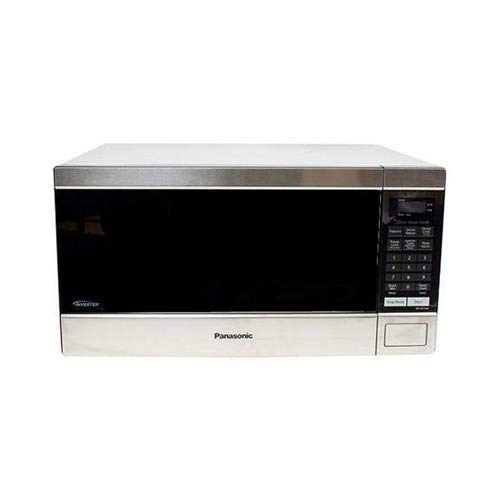 Panasonic NN-SN744S is a 1.6 Cu Ft 1250W Cooking Power Membrane Control Panel Child Lock Countertop Microwave Oven with Inverter Technology (Renewed)