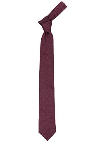 Joop! Herren Krawatte Rot ONE