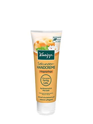 Kneipp Sekunden-Handcreme + Nagelpflege, 1er Pack(1 x 75 ml)
