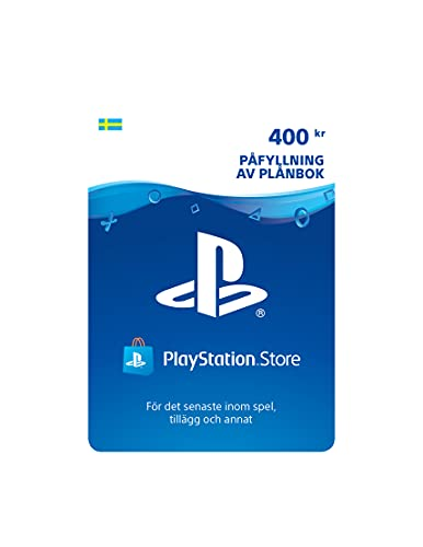 SCEE Playstation New Live Network Card 400 Kronor (SE) (PS3/PS4/PS5/Vita)