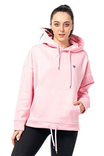 Dames sweater Streetwear pullover sweatshirt hoodie hoodie soft knuffelig 514