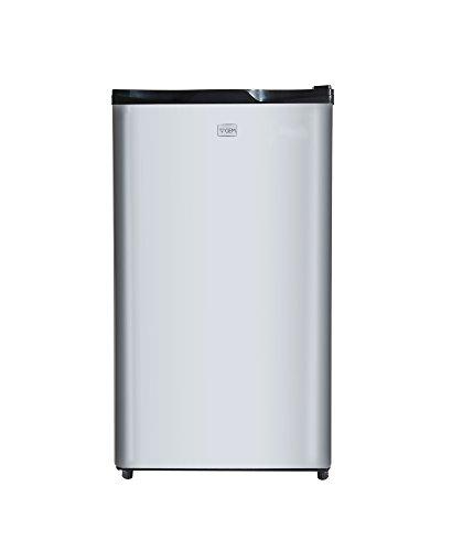 Gem 100L Direct Cool Single Door Refrigerator (GRDN-120DGWC, Dark Grey)