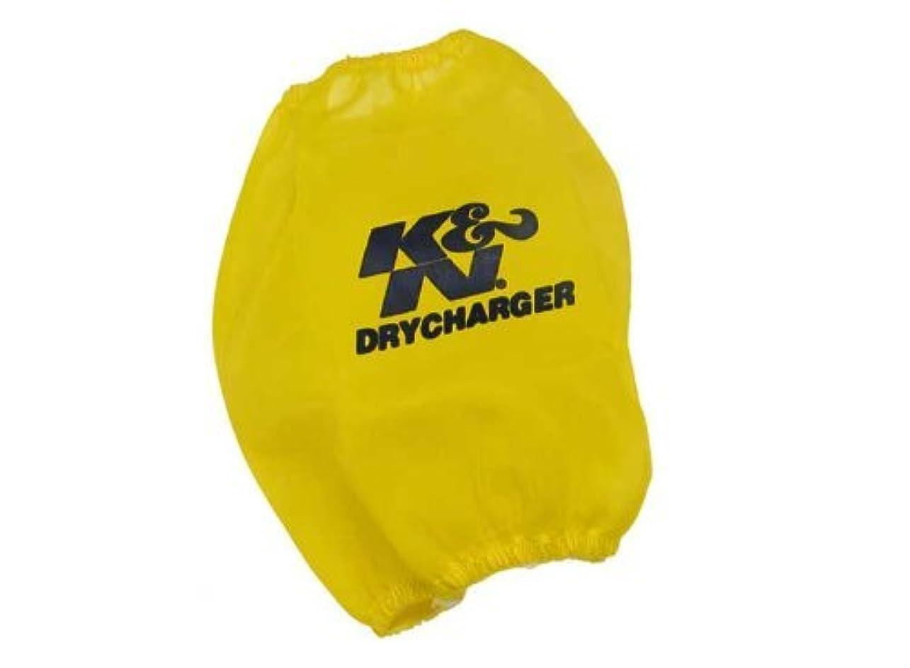 K&N RF-1029DY Yellow Air Filter Wrap [並行輸入品]