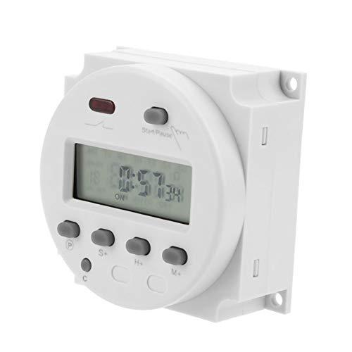 Temporizador electrónico, temporizador digital, temporizador de ciclo digital para estufas industriales envejecidas(24V)