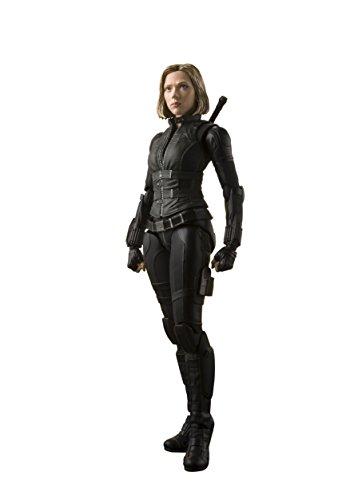 Bandai Hobby S. H. Figuarts Black Widow (Avengers / Infinity War) Figure