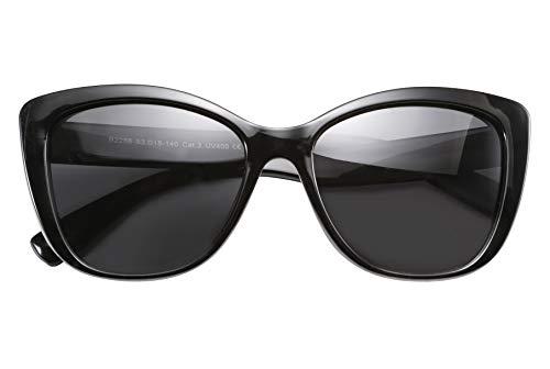 FEISDY Vintage Polarizados Gafas de sol Para Mujer UV400 Proteger Cat Eye Gafas de Sol B2451