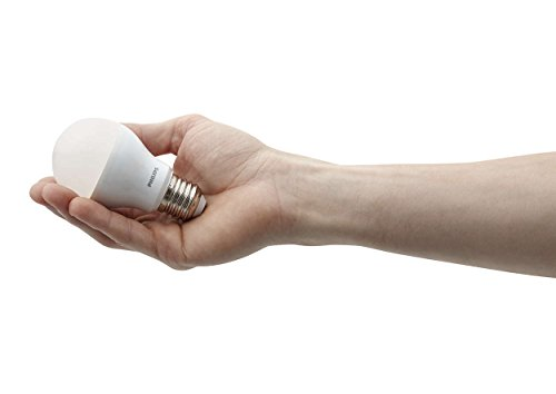 Philips LED-Lampe (ersetzt 60 Watt), EEK A, E27 2700 Kelvin – warmweiß, 9 Watt, 806 Lumen - 2
