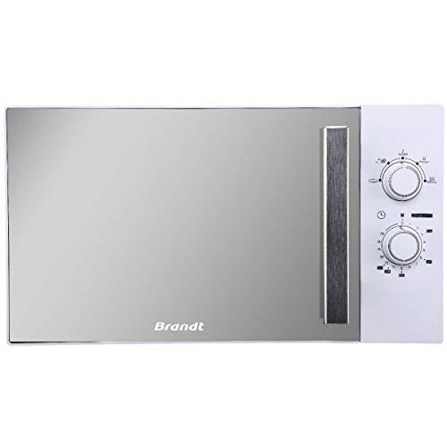 Micro-ondes pose libre Brandt SM2606W 900W Blanc