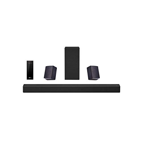 LG SN7R 5.1.2 Channel Home Theater Sound System w/Dolby Atmos