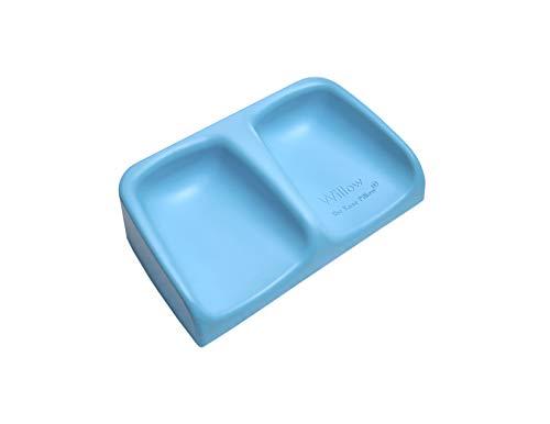 Willow the Knee Pillow - Soft Bath Kneeler (Blue)