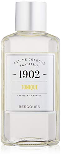 1902 Tonic by Parfums Berdoues 8.3 oz Eau de Cologne Splash by Berdoues