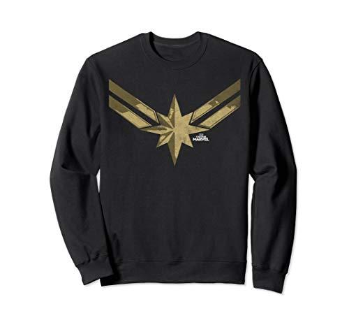 Captain Marvel Retro Costume Sweatshirt