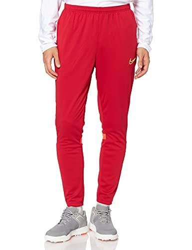 NIKE Dry Academy 21 Kpz Pantaln, Gym Red/Gym Red/Bright Crimson, M para Hombre