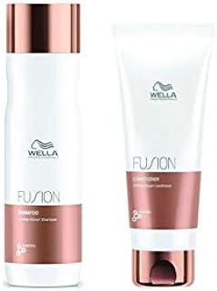 Kit Shampoo e Condicionador Fusion Wella Professionals