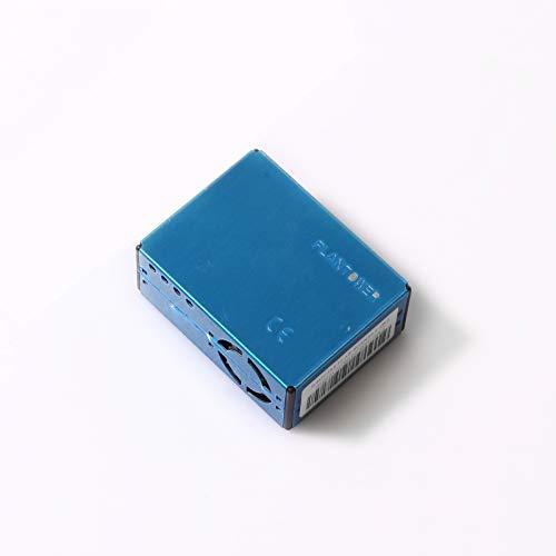 DEVMO Digital Particle Concentration Laser Sensor PMS5003 PM2.5 PM10+Cable Air Quality Detection Sensor Dust Sensor Air Conditioning Monitor Module Compatible with Ar-duino