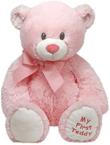 TY Classic Plush Pluffie - SWEET BABY the Bear (Rosa - 38cm )