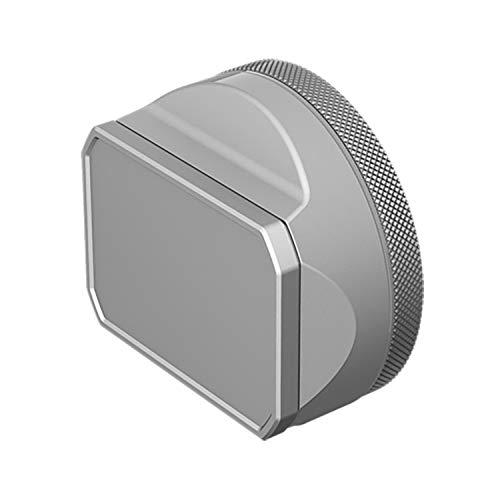 YC Onion FujifilmX100V用レンズフードシェード、FUJIFILM CHINA 純正アクセサリー, アルミニウム合金製23mmアダプターリング付き