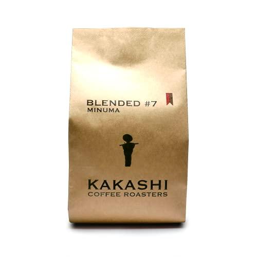 カカシコーヒー|ブレンド#7 - ミヌマ|自然を感じる豊かな味わい (豆のまま500g)