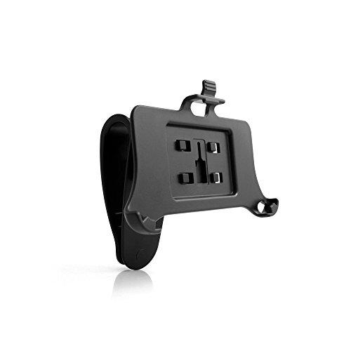 System-S Auto Kfz Halterung Golftaschen Sonnenblenden Clip Befestigung Autohalterung für iPhone 6, 6S