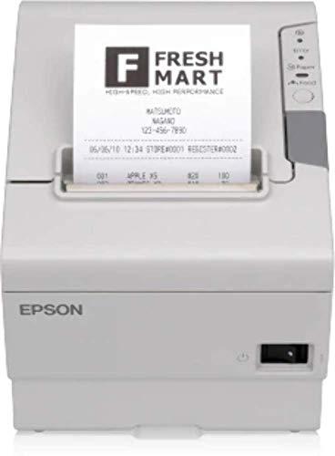 Epson TM-T88V - RS232 (seriell) & USB - 80mm, weiß inkl. NT ( Thermodrucker - Bondrucker )