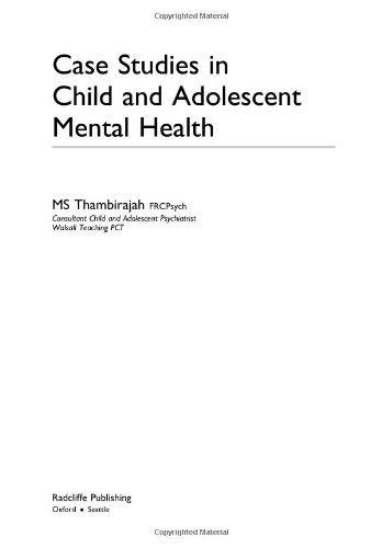 31Nr6GE+7eL - Case Studies in Child and Adolescent Mental Health