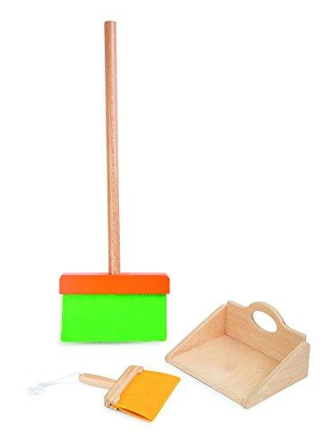 Small Foot - 10329 - Balais pour Enfant en Kit