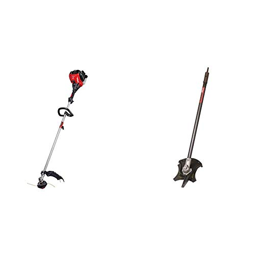Review Of Craftsman CMXGTAMD29SS Straight Shaft Gas Trimmer and Brushcutter Attachment