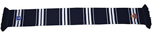 RCD Espanyol bufesp sjaal geweven, blauw/wit, eenheidsmaat