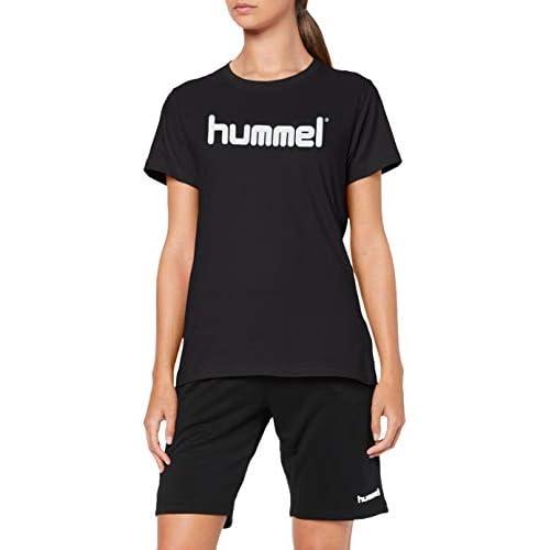 hummel Women's Hmlgo Cotton Logo T-Shirts