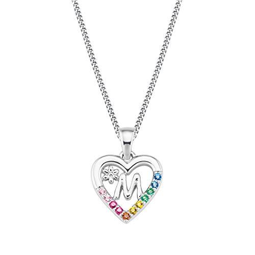 Prinzessin Lillifee Silber Kinder-Halskette Herz M 2027886